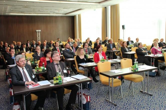 Zuhörer der Konferenz